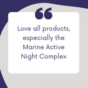 Customer Review of Marine Active Complex